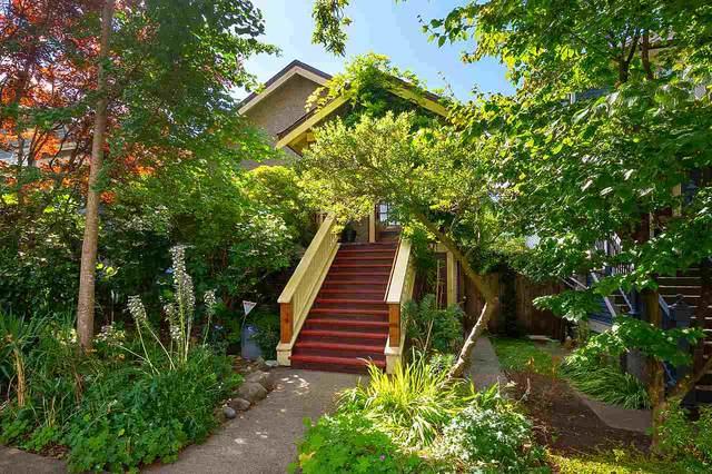 2578 Pandora Street, Vancouver, BC V5K 1V8 (#R2544917) :: Macdonald Realty