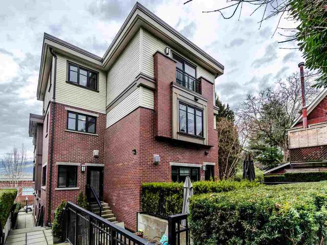 462 E 5TH Avenue, Vancouver, BC V5T 1H9 (#R2544959) :: Macdonald Realty