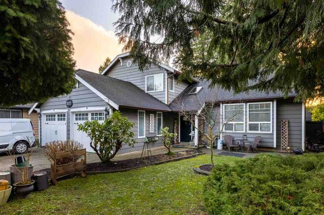 2077 Ocean Forest Drive, Surrey, BC V4A 6P1 (#R2544969) :: RE/MAX City Realty