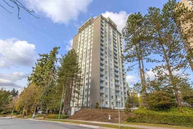 9541 Erickson Drive #901, Burnaby, BC V3J 7N8 (#R2544978) :: Macdonald Realty