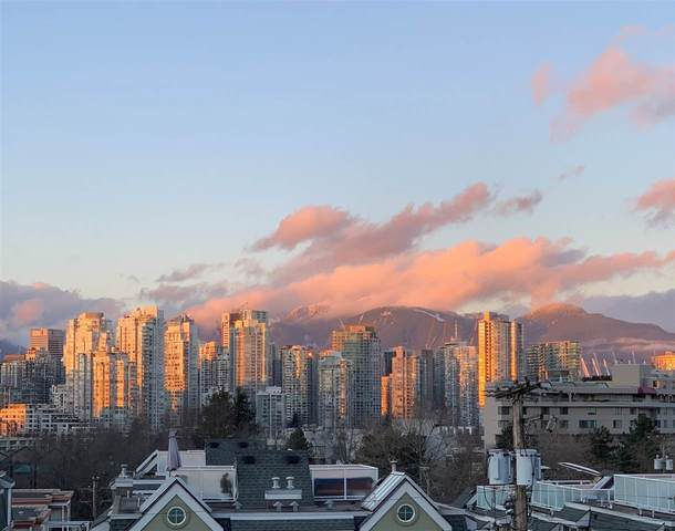 704 W 7TH Avenue #14, Vancouver, BC V5Z 1B8 (#R2544984) :: Macdonald Realty