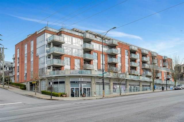 3811 Hastings Street #503, Burnaby, BC V5C 6V2 (#R2544986) :: RE/MAX City Realty
