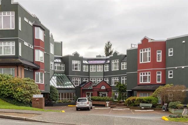 121 W 29TH Street #419, North Vancouver, BC V7N 4L6 (#R2544988) :: Macdonald Realty