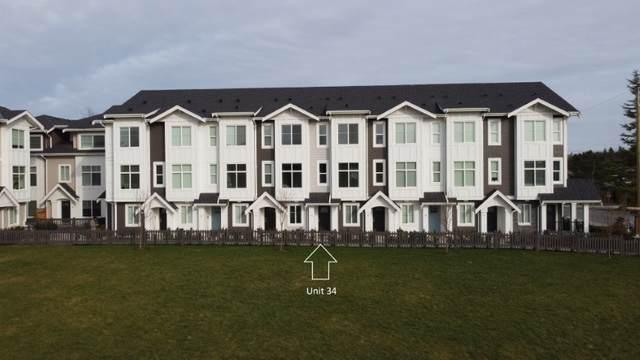 12073 62 Avenue #34, Surrey, BC V3X 0K4 (#R2545027) :: RE/MAX City Realty