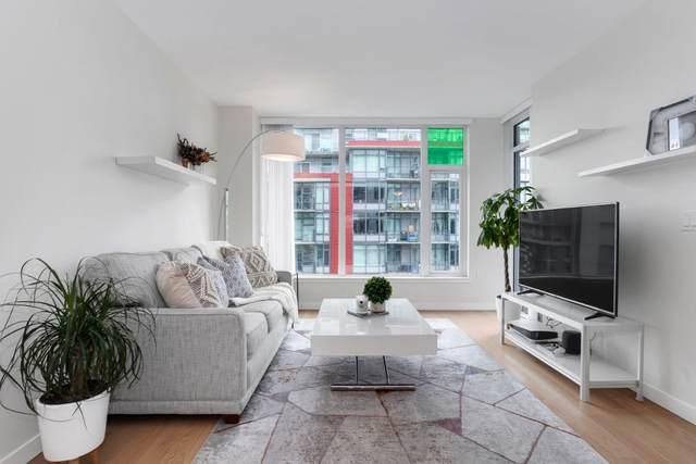 1708 Ontario Street #804, Vancouver, BC V5T 0J7 (#R2545079) :: Macdonald Realty