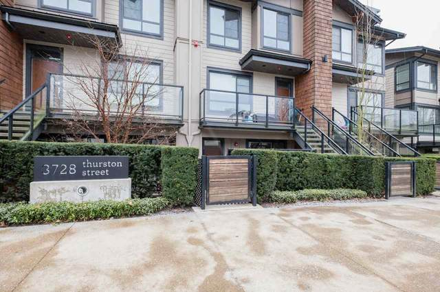 3728 Thurston Street #14, Burnaby, BC V5H 0E6 (#R2545086) :: RE/MAX City Realty