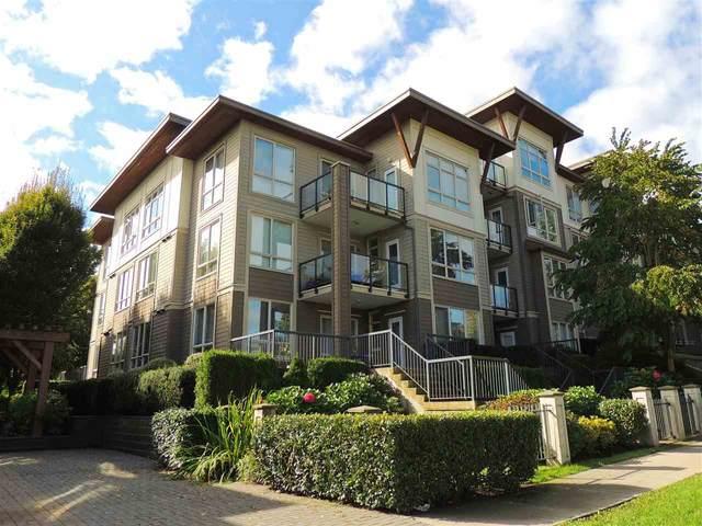 15918 26 Avenue #108, Surrey, BC V3Z 5K3 (#R2545125) :: Macdonald Realty