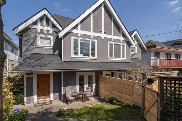 1137 E 14TH Avenue, Vancouver, BC V5T 2P2 (#R2545176) :: Macdonald Realty