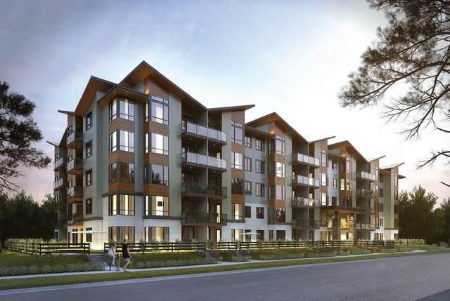 7811 209 Street #211, Langley, BC V2Y 0P2 (#R2545195) :: Macdonald Realty