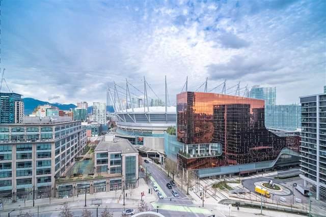 939 Expo Boulevard #1907, Vancouver, BC V6Z 3G7 (#R2545296) :: Macdonald Realty