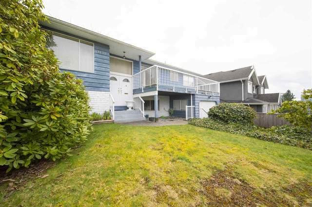 1630 Ellesmere Avenue, Burnaby, BC V5B 3T5 (#R2545327) :: Macdonald Realty