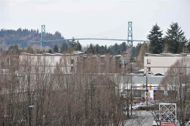 1633 Mackay Avenue #417, North Vancouver, BC V7P 0A2 (#R2545336) :: Macdonald Realty