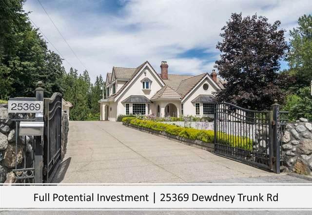 25369 Dewdney Trunk Road, Maple Ridge, BC V4R 1X8 (#R2545344) :: Macdonald Realty