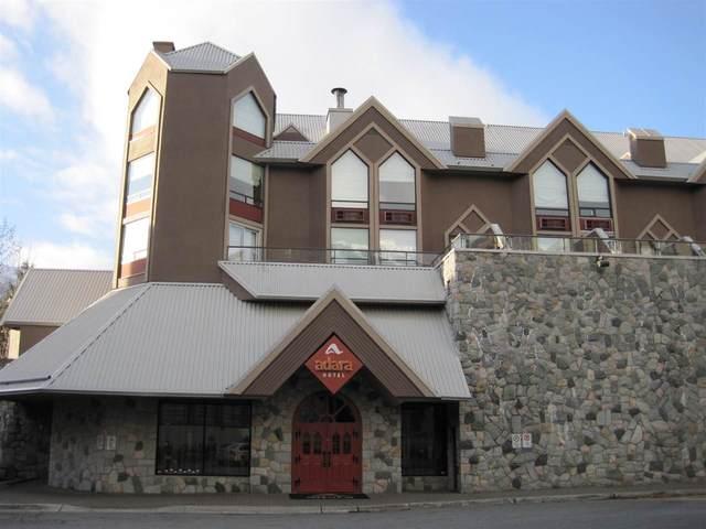 4122 Village Grn #208, Whistler, BC V8E 1G9 (#R2545359) :: Macdonald Realty