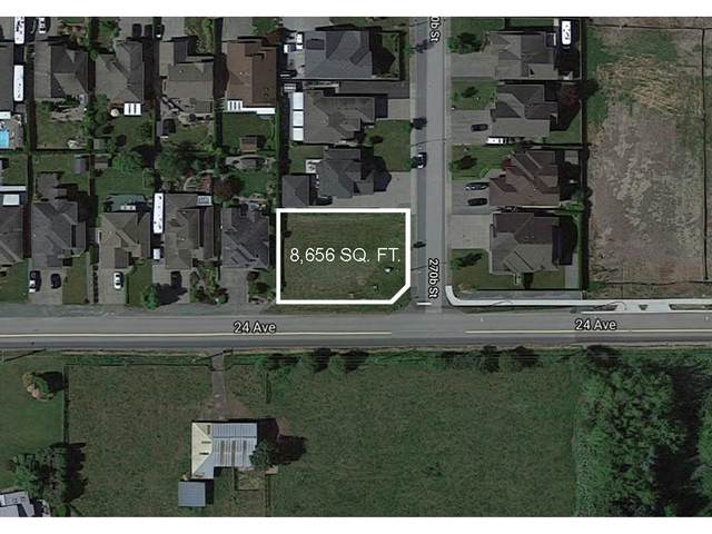 2409 270B Street, Langley, BC V4W 3N3 (#R2545360) :: RE/MAX City Realty