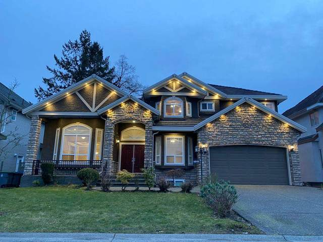 6845 131 Street, Surrey, BC V3W 1R8 (#R2545399) :: Macdonald Realty