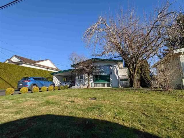 10256 Wedgewood Drive, Chilliwack, BC V2P 6B9 (#R2545440) :: Macdonald Realty