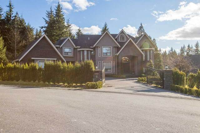 1025 Thomson Road, Anmore, BC V3H 4X9 (#R2545476) :: Macdonald Realty