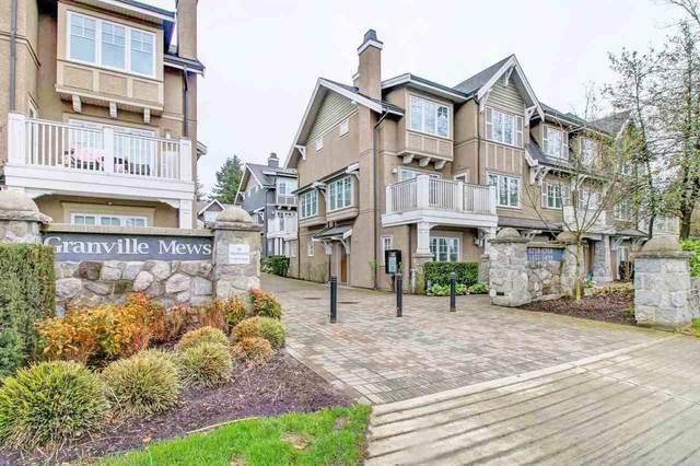 1478 Tilney Mews, Vancouver, BC V6P 0B2 (#R2545503) :: Macdonald Realty