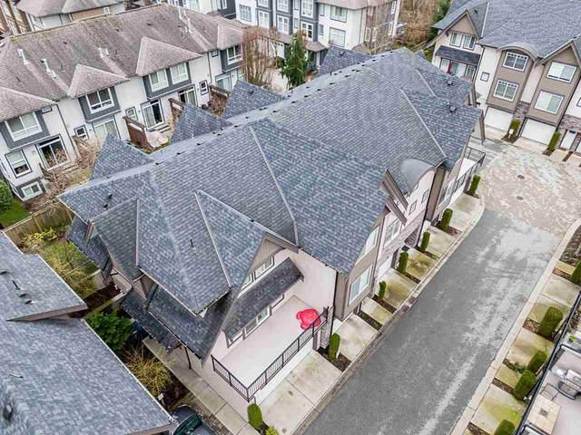 6895 188 Street #43, Surrey, BC V4N 3G6 (#R2545541) :: RE/MAX City Realty