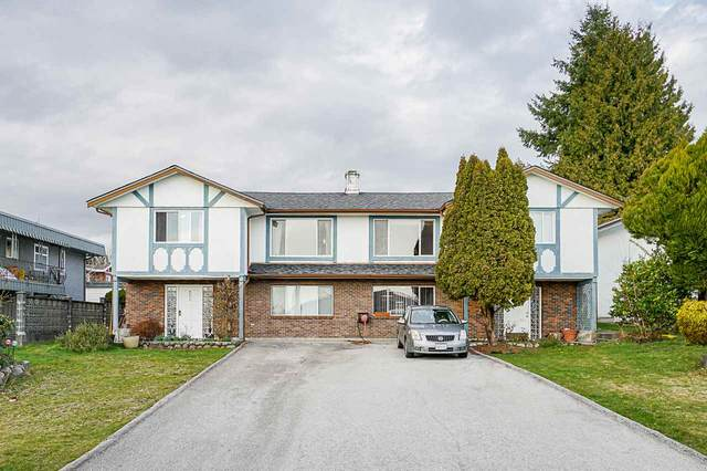 6571 6573 LOCHDALE Street, Burnaby, BC V5B 2M7 (#R2545546) :: Macdonald Realty