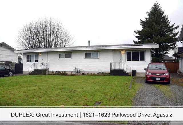 1623 Parkwood Drive, Agassiz, BC V0M 1A2 (#R2545560) :: Macdonald Realty