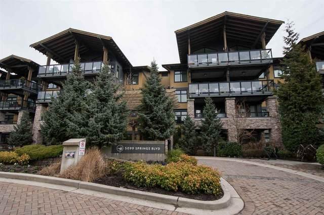 5099 Springs Boulevard #201, Tsawwassen, BC V4M 0A2 (#R2545590) :: Ben D'Ovidio Personal Real Estate Corporation | Sutton Centre Realty