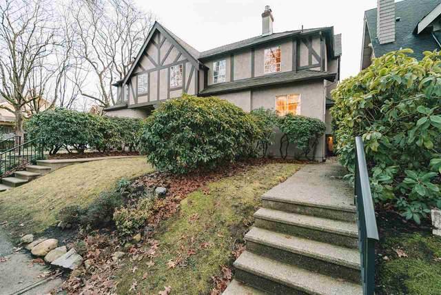 314 W 15TH Avenue, Vancouver, BC V5Y 1Y2 (#R2545641) :: RE/MAX City Realty