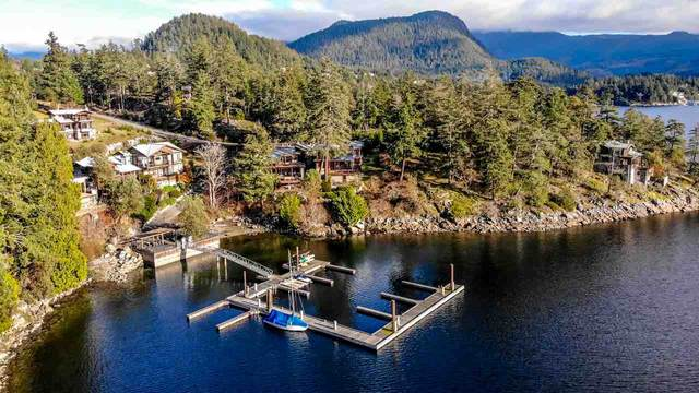 LOT 25 Pinehaven Way, Pender Harbour, BC V0N 1S1 (#R2545654) :: RE/MAX City Realty