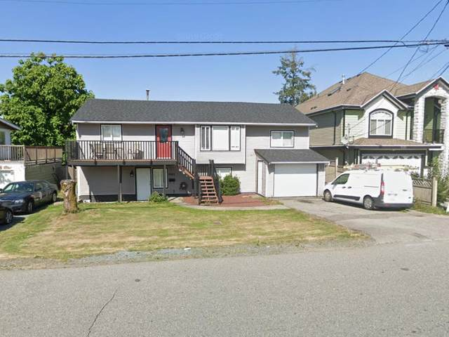 9161 139 Street, Surrey, BC V3V 5X5 (#R2545729) :: RE/MAX City Realty