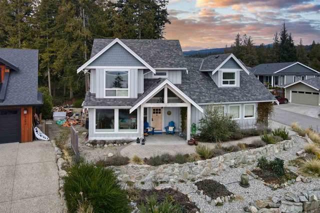 9340 Jorgensen Place, Halfmoon Bay, BC V0N 1Y2 (#R2545730) :: Macdonald Realty