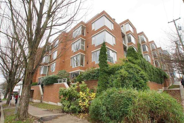 2438 Heather Street #501, Vancouver, BC V5Z 3H9 (#R2545736) :: RE/MAX City Realty