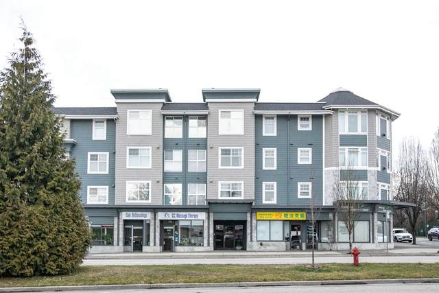 1011 W King Edward Avenue #312, Vancouver, BC V6H 1Z3 (#R2545750) :: RE/MAX City Realty