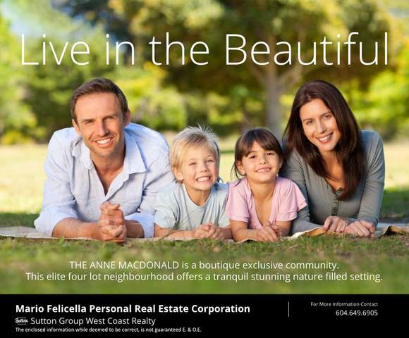 Lot 2 Anne Macdonald Way, North Vancouver, BC V0V 0V0 (#R2545794) :: Initia Real Estate