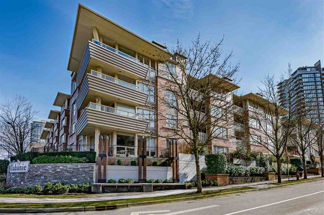 801 Klahanie Drive #330, Port Moody, BC V3H 5K4 (#R2545812) :: RE/MAX City Realty
