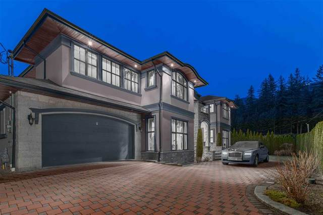 65 Glengarry Crescent, West Vancouver, BC V7S 1B4 (#R2545892) :: Macdonald Realty