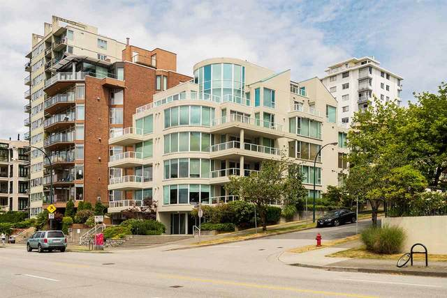 1403 Beach Avenue Ph, Vancouver, BC V6G 1Y3 (#R2545899) :: Macdonald Realty