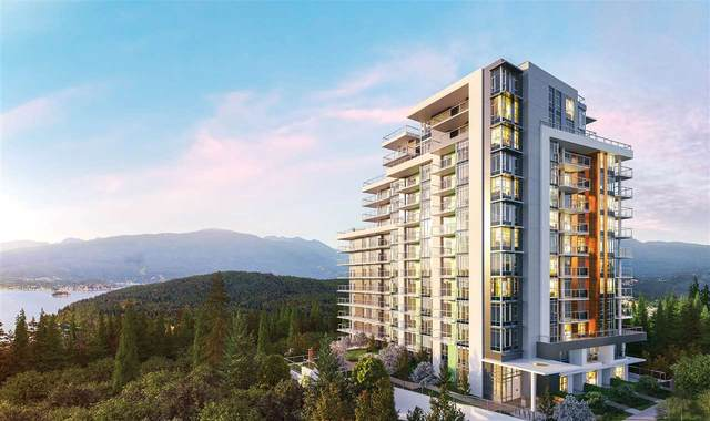 8940 University Crescent #606, Burnaby, BC V5A 0E7 (#R2545954) :: Macdonald Realty