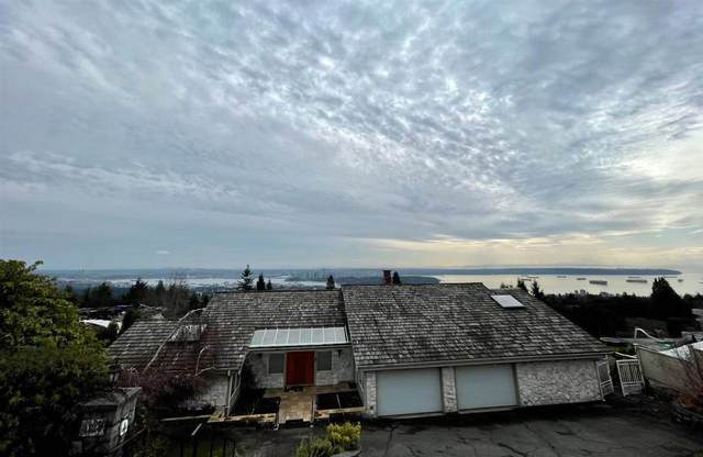 1124 Hillside Road, West Vancouver, BC V7S 2G4 (#R2546007) :: RE/MAX City Realty