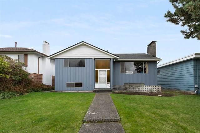 7350 Rupert Street, Vancouver, BC V5S 2Z9 (#R2546034) :: Macdonald Realty