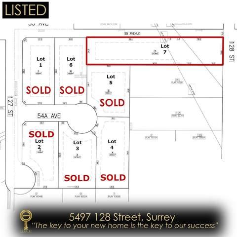 5497 128 Street, Surrey, BC V3X 1T8 (#R2546045) :: Macdonald Realty