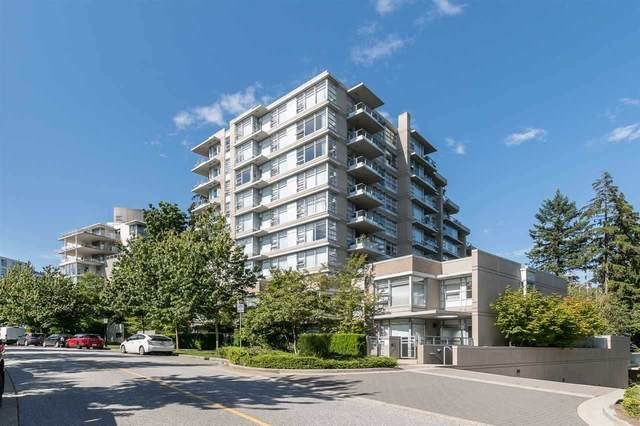 9266 University Crescent #801, Burnaby, BC V5A 4Z1 (#R2546156) :: Macdonald Realty