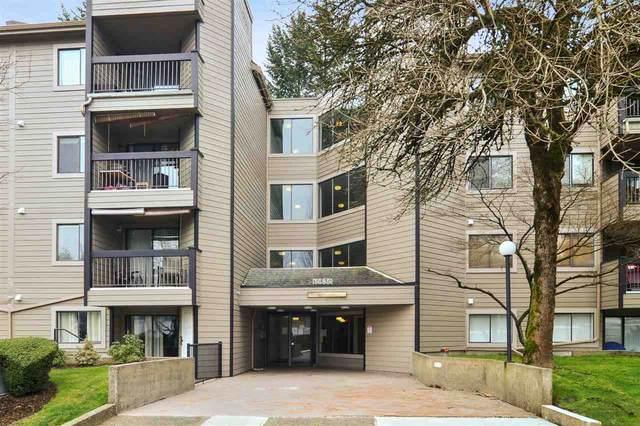 10530 154 Street #417, Surrey, BC V3R 8A2 (#R2546186) :: Macdonald Realty
