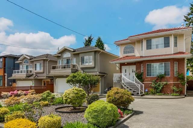 7039 Frederick Avenue, Burnaby, BC V5J 3X8 (#R2546213) :: RE/MAX City Realty