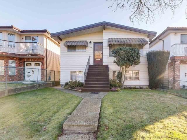 5958 Lancaster Street, Vancouver, BC V5R 4B1 (#R2546217) :: Macdonald Realty