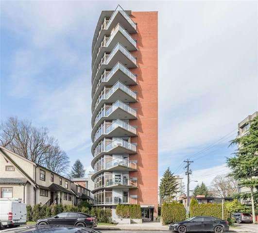 2965 Fir Street #802, Vancouver, BC V6J 5M9 (#R2546238) :: RE/MAX City Realty