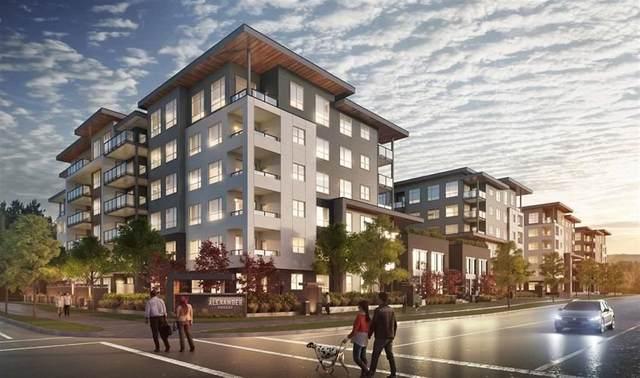 20880 80 Avenue B206, Langley, BC V0V 0V0 (#R2546279) :: Macdonald Realty