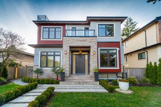 4323 Valley Drive, Vancouver, BC V6L 2K9 (#R2546384) :: RE/MAX City Realty