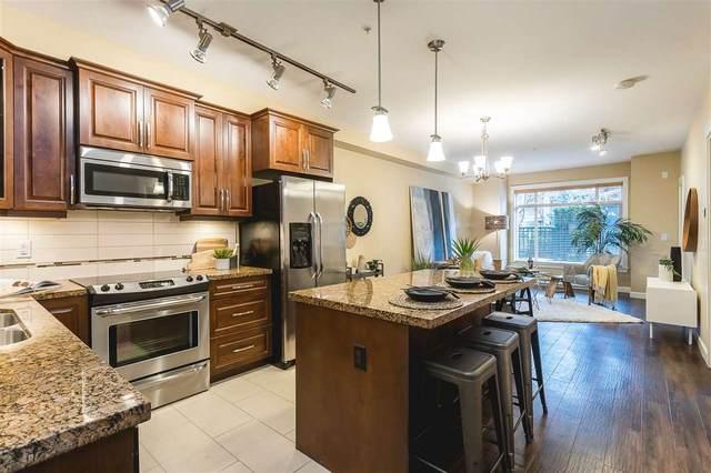 8328 207A Street #156, Langley, BC V2Y 0K5 (#R2546386) :: Macdonald Realty