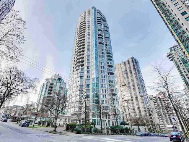 717 Jervis Street #1103, Vancouver, BC V6E 4L5 (#R2546424) :: Macdonald Realty